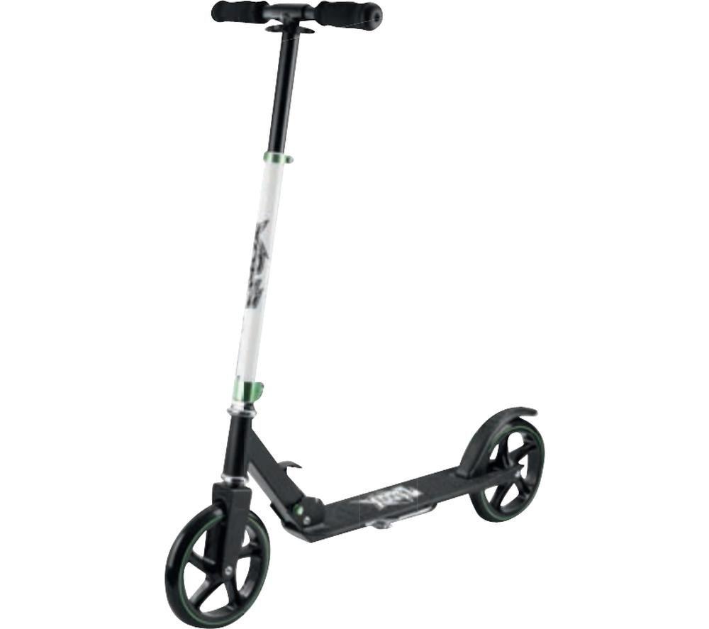 XOOTZ Large Wheeled TY5888 Kick Scooter - Black, Black