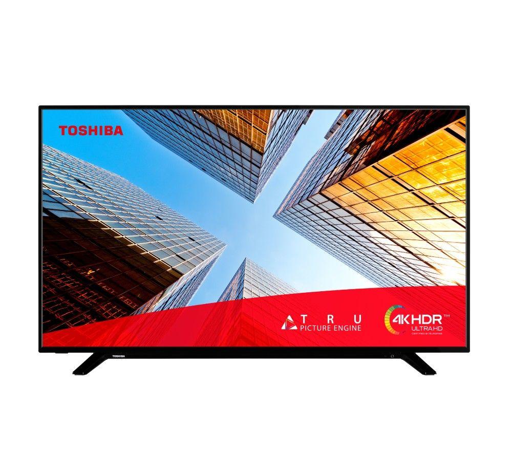 "TOSHIBA 43UL2063DB 43"" Smart 4K Ultra HD HDR LED TV"