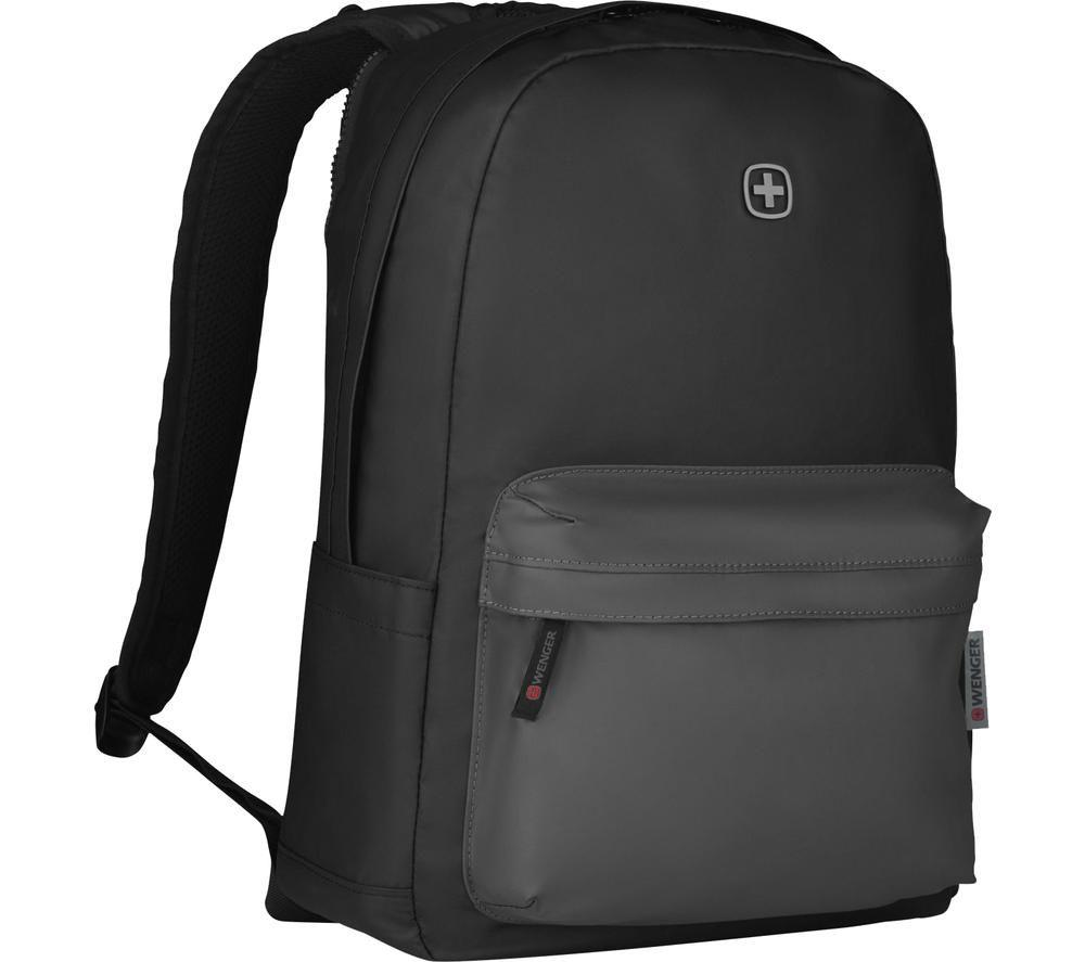 "WENGER Photon 14"" Laptop Backpack - Black & Grey"