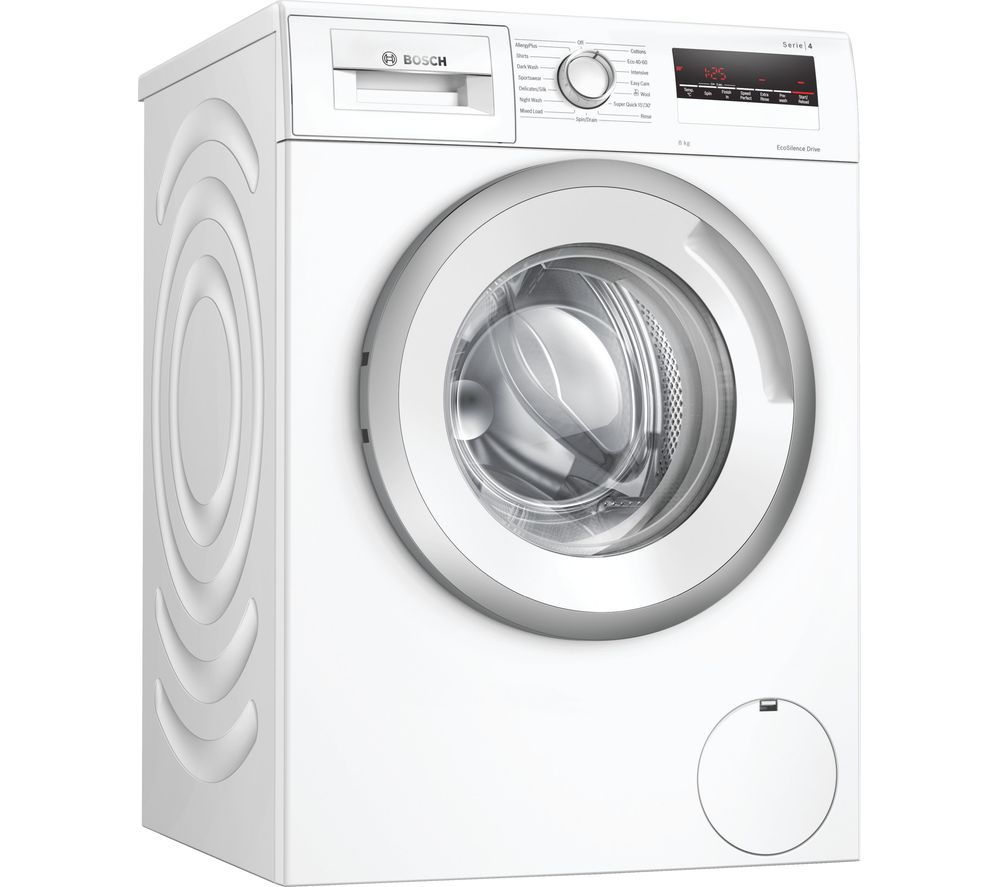 BOSCH Serie 4 WAN28281GB 8 kg 1400 Spin Washing Machine - White