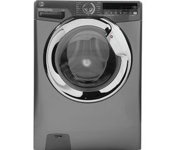 Hoover H-Wash 300 H3WS69TAMCGE WiFi-enabled 9 kg 1600 Spin Washing Machine - Granite