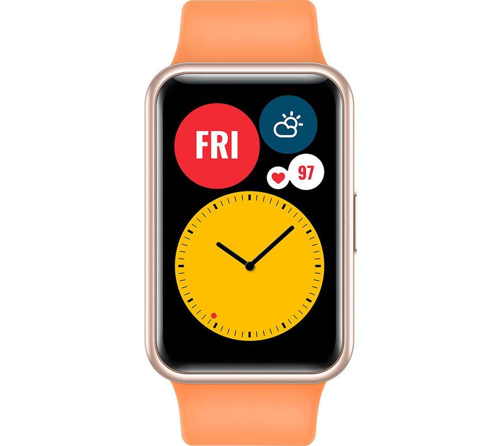 HUAWEI Watch Fit - Cantaloupe Orange