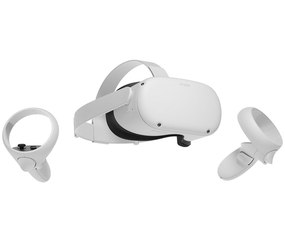 Image of OCULUS Quest 2 VR Gaming Headset - 256 GB