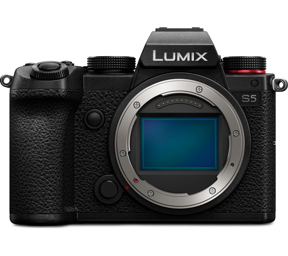 Click to view product details and reviews for Panasonic Lumix Dc S5e K Mirrorless Camera Body Only.