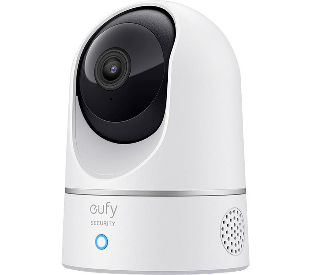 EUFY Cam 2K Pan and Tilt Smart Indoor Security Camera
