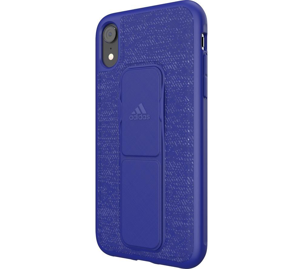 ADIDAS SP Grip FW18 iPhone XR Case - Blue