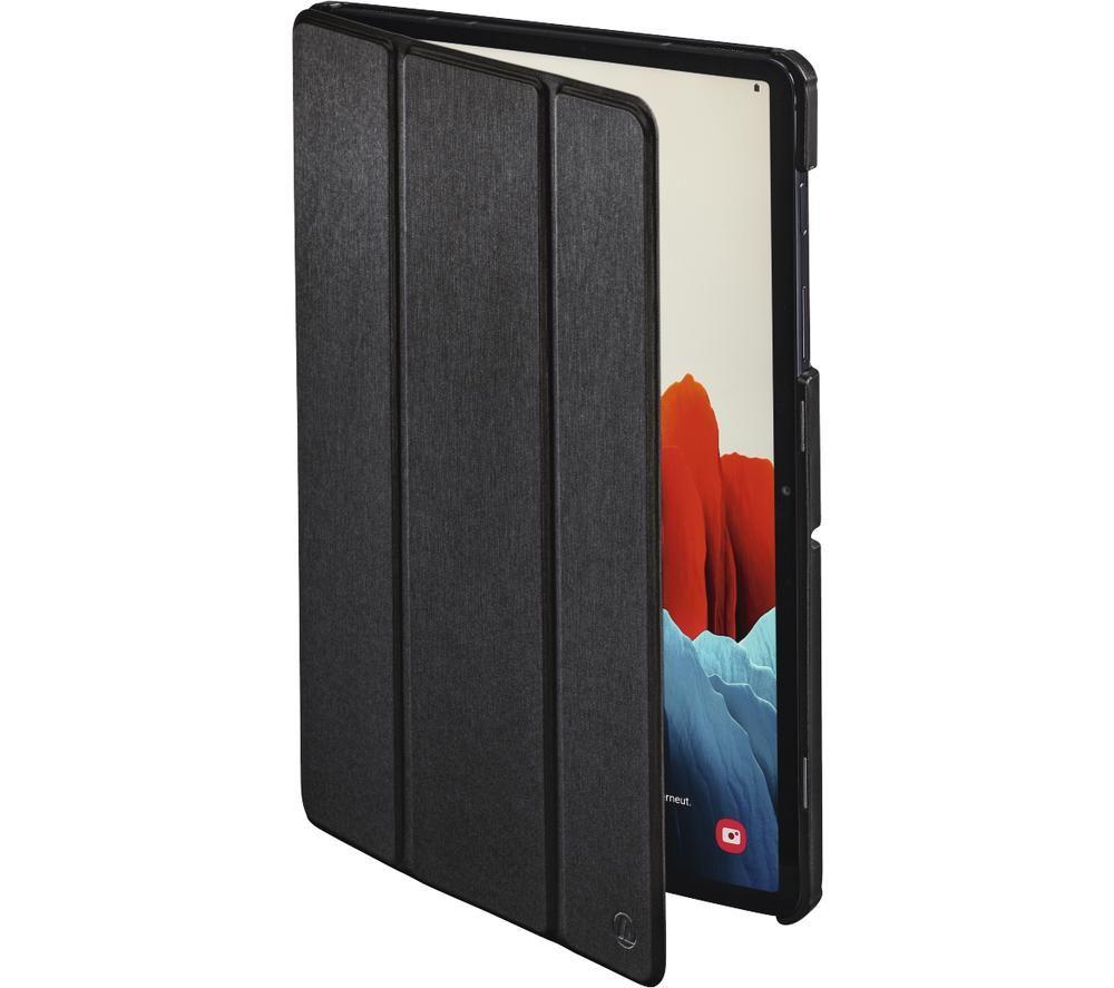"""HAMA Essential Fold 11"""" Samsung Galaxy Tab S7 Case - Black"""