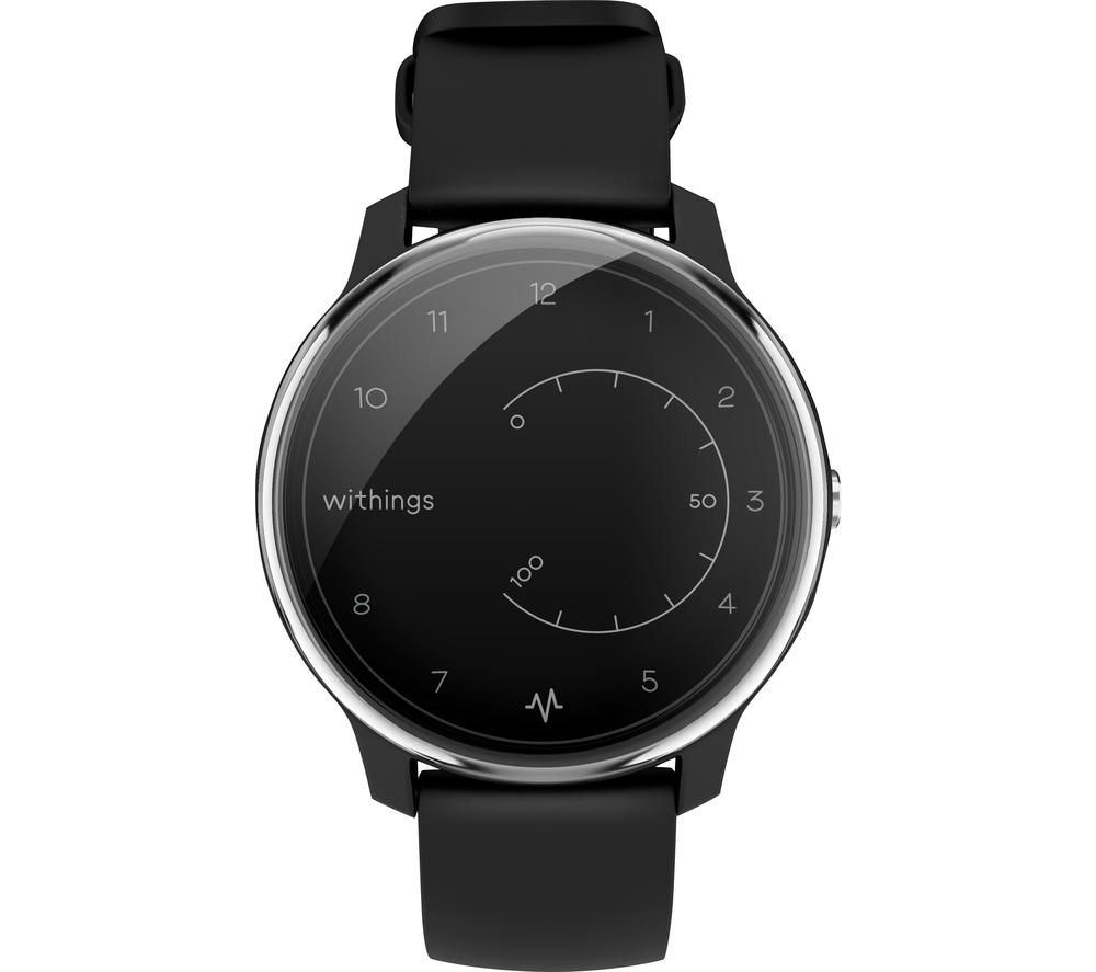 WITHINGS Move ECG Activity Tracker - Black