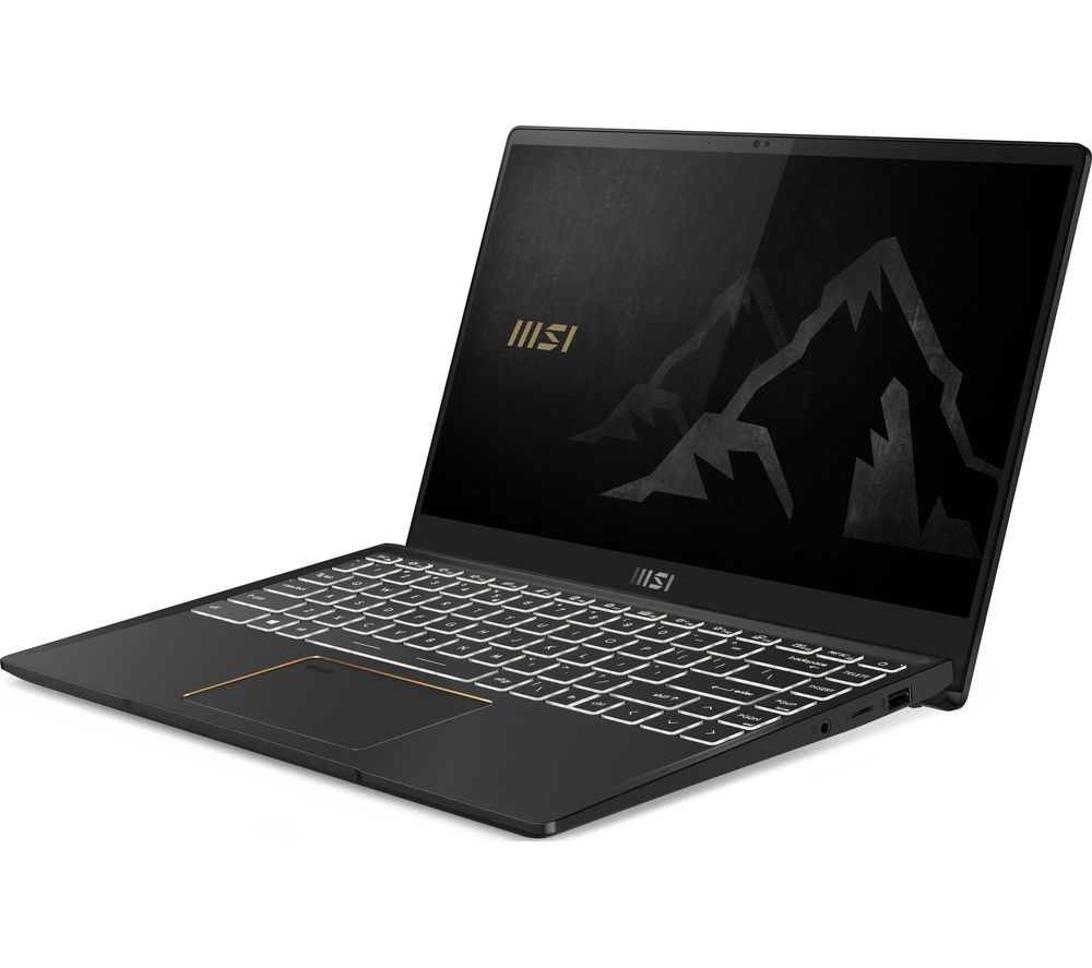 "Image of MSI Summit E14 14"" Gaming Laptop - Intel®Core i7, GTX 1650 Ti, 1 TB SSD"