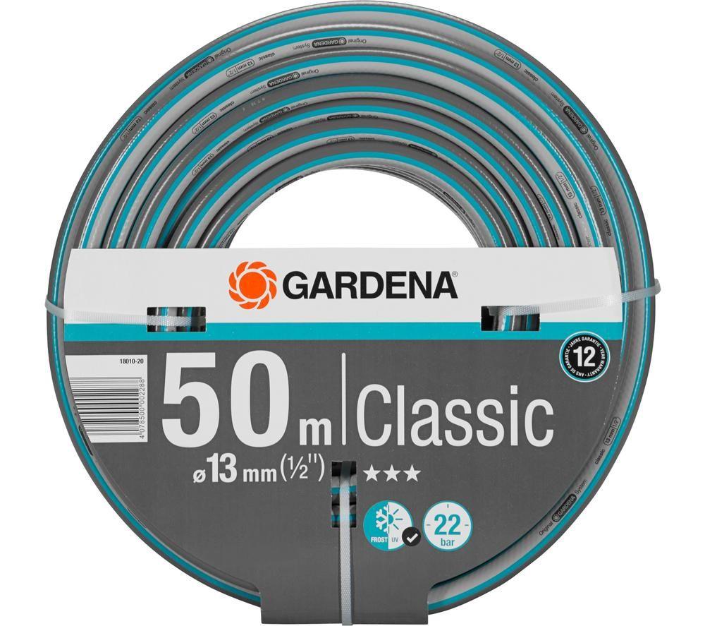 GARDENA 18010-20 Classic Garden Hose - 50 m