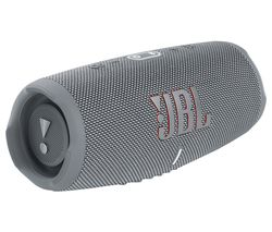 Charge 5 Portable Bluetooth Speaker - Grey