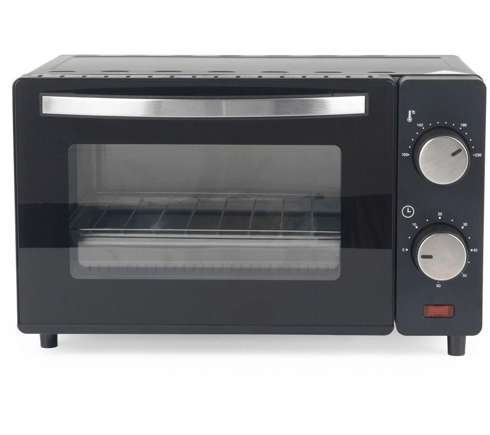 SALTER EK4358 Electric Mini Oven - Black, Black