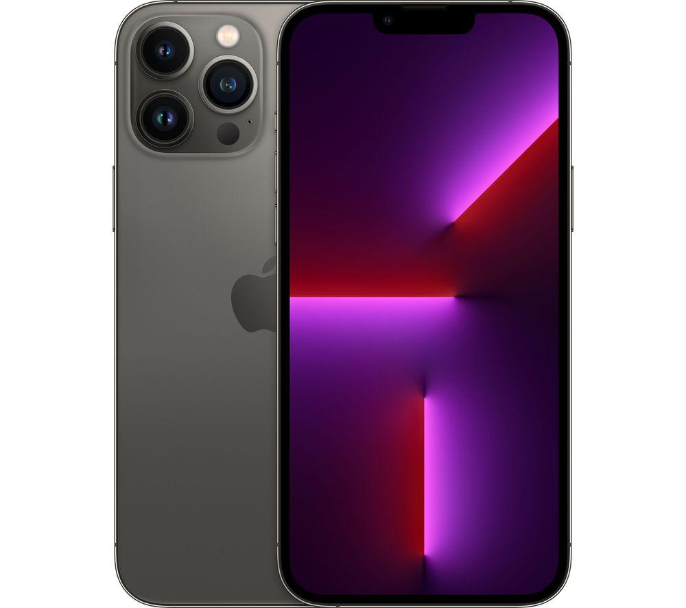 APPLE iPhone 13 Pro Max - 128 GB, Graphite