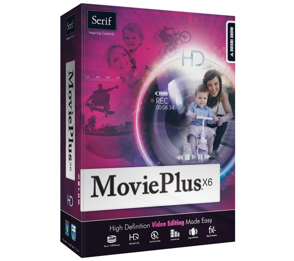 Compare prices for Serif MoviePlus X6