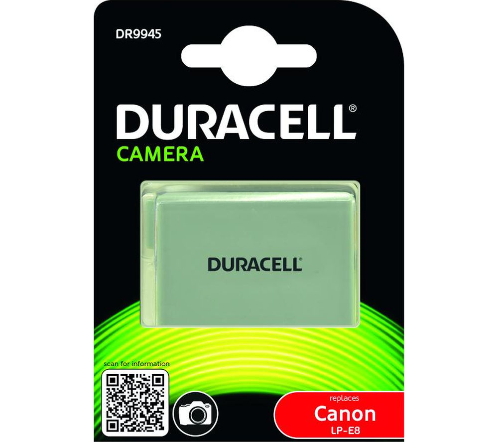 Compare retail prices of Duracell DR9945 Lithium-ion Rechargeable Camera Battery to get the best deal online