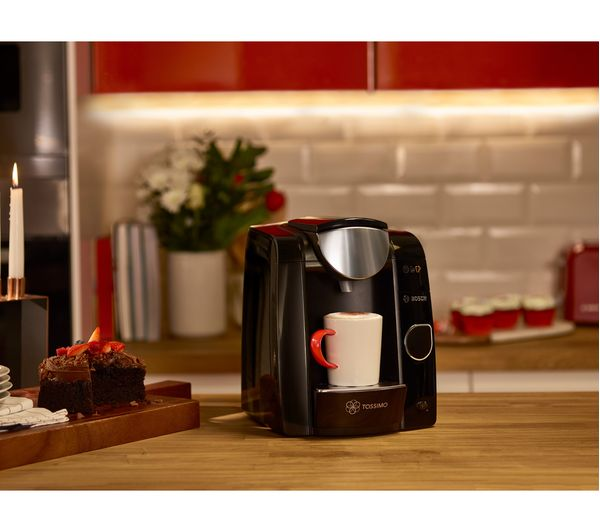 buy tassimo by bosch joy tas4502gb hot drinks machine black free delivery currys. Black Bedroom Furniture Sets. Home Design Ideas