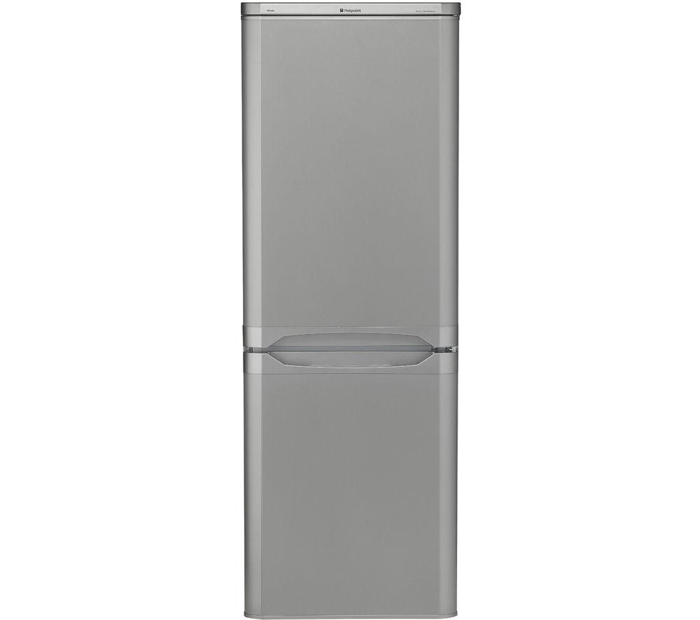 HOTPOINT NRFAA50S 60/40 Fridge Freezer - Silver