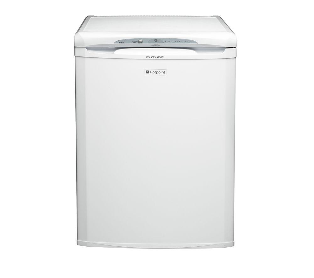 HOTPOINT RZA36P Undercounter Freezer - White