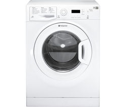 HOTPOINT Aquarius WMAQF721P Washing Machine - White