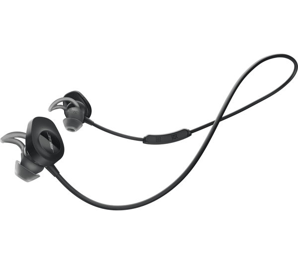 bose earphones wireless. bose soundsport wireless bluetooth headphones - black bose earphones s