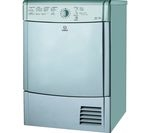 INDESIT EcoTime IDCL85BHS Condenser Tumble Dryer - Silver