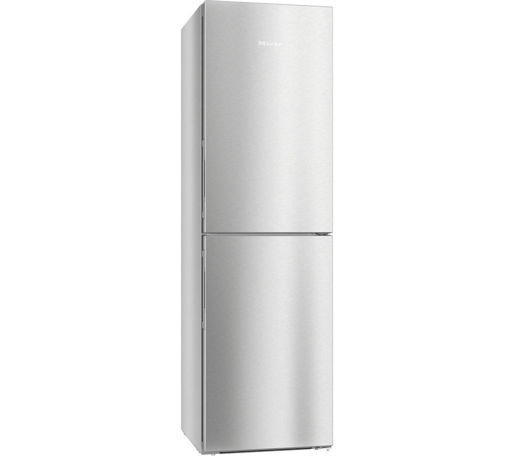 MIELE KFN29243 D ED/CS 50/50 Fridge Freezer - Stainless Steel