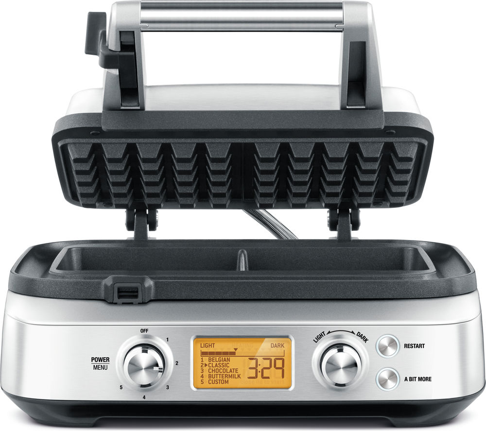 Compare prices for Sage by Heston Blumenthal BWM620UK Smart Waffle Maker
