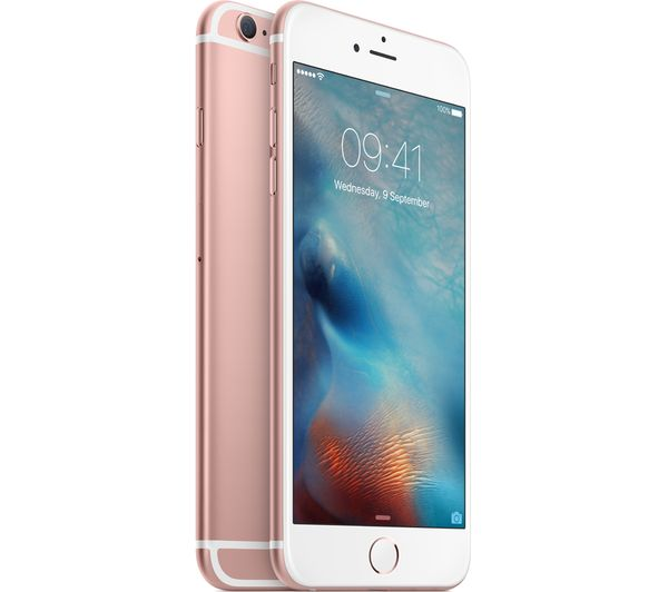 Mn2y2b A Apple Iphone 6s Plus 32 Gb Rose Gold