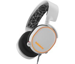 STEELSERIES Arctis 5 7.1 Gaming Headset - White