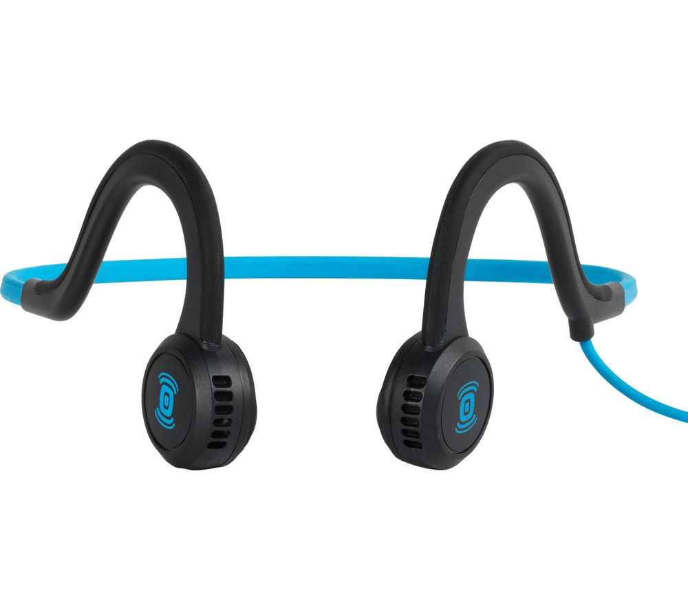 Compare cheap offers & prices of Aftershokz Sportz Titanium Headphones - Ocean Titanium manufactured by Aftershokz