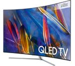 "SAMSUNG QE65Q7CAMT 65"" Smart 4K Ultra HD HDR Curved QLED TV"