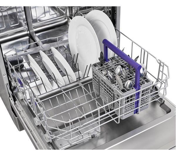 View Full Size: Buy BEKO DFN04210S Full-size Dishwasher - Silver