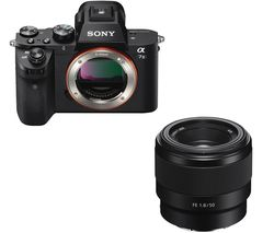 SONY a7 II Mirrorless Camera - Body Only