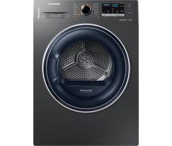 DV90M50003X/EU 9 kg Heat Pump Tumble Dryer - Graphite
