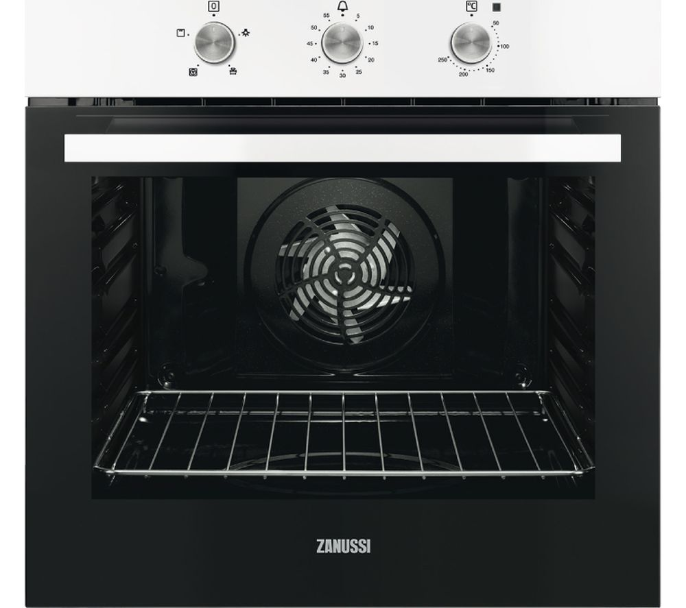 Compare retail prices of Zanussi ZOB31471WK Electric Oven to get the best deal online
