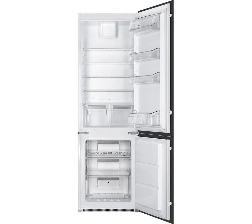SMEG C7280NEP Integrated 70/30 Fridge Freezer
