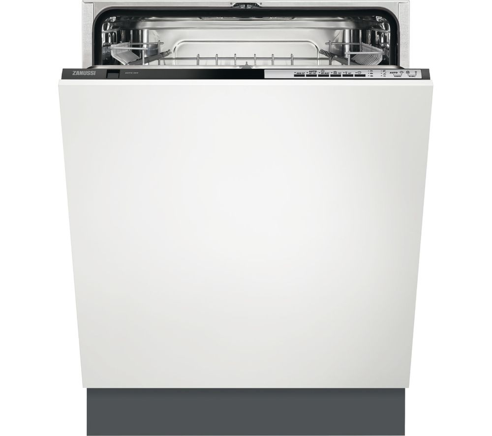 ZANUSSI ZDT24004FA Full-size Integrated Dishwasher