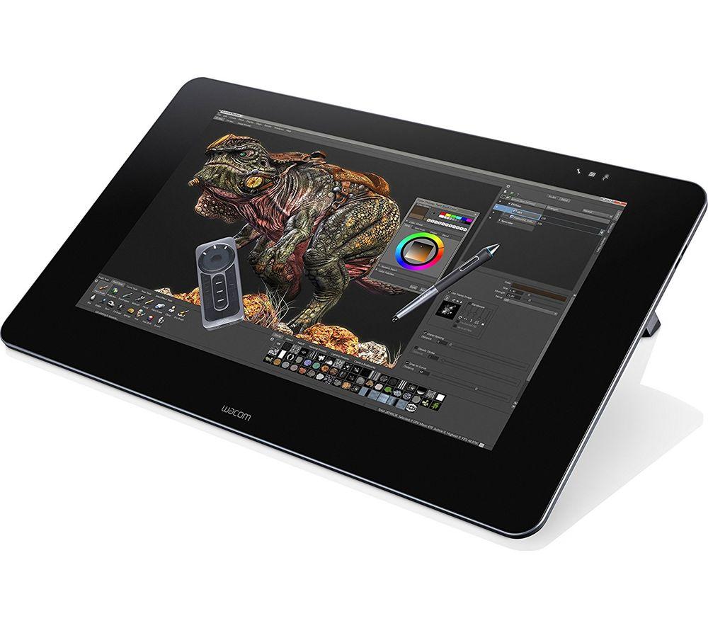 wacom cintiq 27qhd pen 27 graphics tablet deals pc world. Black Bedroom Furniture Sets. Home Design Ideas