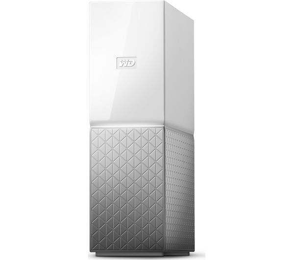 Wd My Cloud Home Nas Drive 4 Tb White Deals Pc World