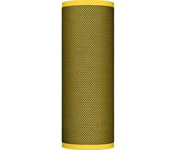 ULTIMATE EARS Blast Portable Bluetooth Voice Controlled Speaker - Lemonade