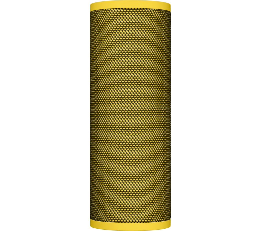ULTIMATE EARS Blast Portable Bluetooth Speaker with Amazon Alexa - Lemonade
