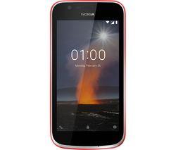 NOKIA 1 - 8 GB, Red