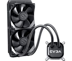 EVGA CLC 240 mm Liquid CPU Cooler - RGB LED