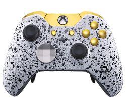 MICROSOFT Xbox Elite Wireless Controller - White & Gold