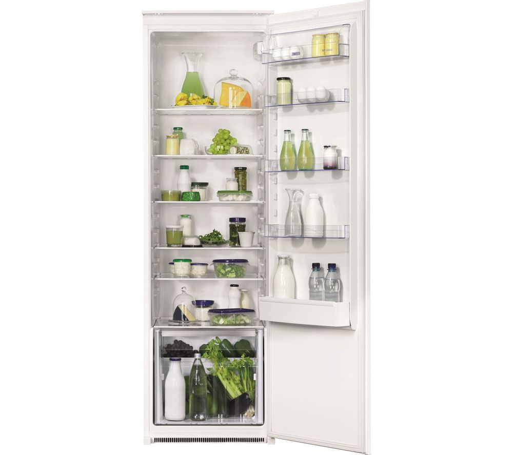 ZANUSSI ZBA32050SV Integrated Tall Fridge