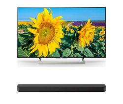 "SONY BRAVIA KD49XF8096BU 49"" Smart 4K Ultra HD HDR LED TV"
