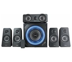 TRUST Tytan GXT 658 5.1 PC Speakers