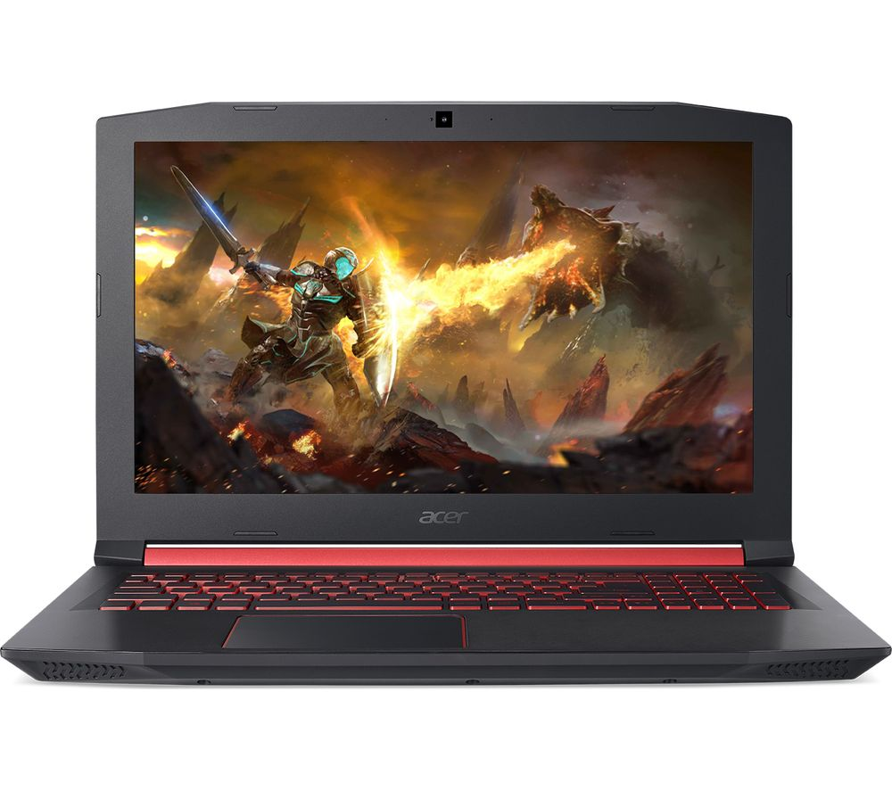 "ACER Nitro 5 15.6"" AMD Ryzen 5 RX 560X Gaming Laptop - 1 TB HDD & 128 GB SSD"