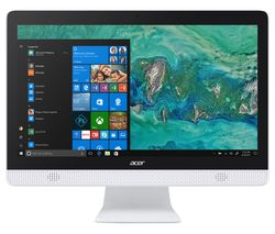 "ACER C20-820 19.5"" Intel® Celeron® All-in-One PC - 1 TB HDD, White"