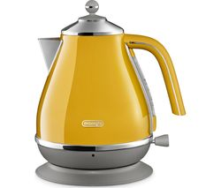 Icona Capitals KBOC3001.Y Jug Kettle - Yellow